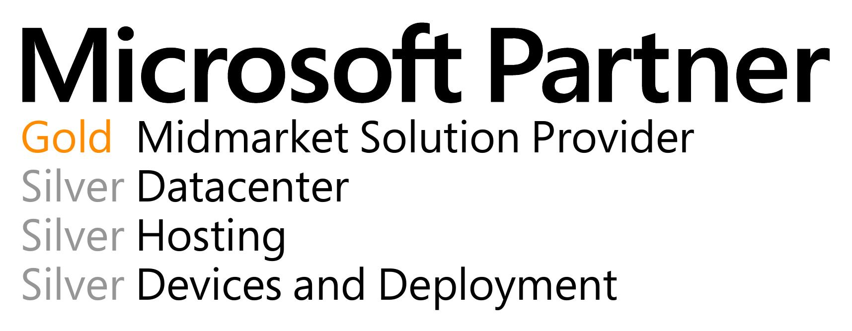 Heger IT Microsoft Gold Partner 2015 2016
